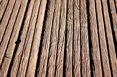 Hölzerne Plankebeschaffenheit Lizenzfreie Stockbilder