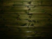 Hölzerne Planken Stockfoto