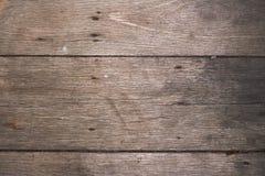 Hölzerne Planken Copyspace-Hintergrund Stockbilder