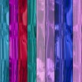 Hölzerne Plankenbeschaffenheit - nahtloses buntes digital übertragenes Fractalmuster lizenzfreie abbildung