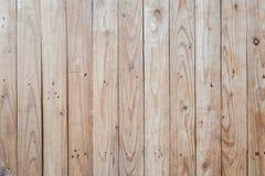 Hölzerne Plankenbraunbeschaffenheit für Texthintergrund Stockfotografie
