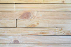 Hölzerne Plankenwand für Design und Dekoration Stockbild