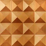 Hölzerne Pyramiden gestapelt für nahtlosen Hintergrund lizenzfreie stockbilder