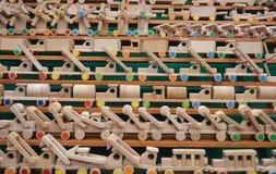 Hölzerne Spielwaren Stockbilder