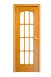 Hölzerne Tür #2 Stockfotografie