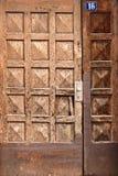 Hölzerne Tür Stockbilder