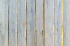 Hölzerne und Bambuswand Stockbilder