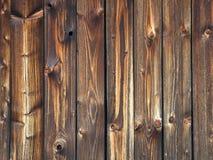 Hölzerne Wand stockfotografie