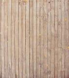 hölzerne Wandbeschaffenheit mit natürlichen Mustern stockbild