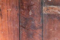 Hölzerner alter Hintergrund Stockbild