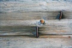 Hölzerner Beschaffenheits-Hintergrund, hölzernes Brett-Körner, alter Boden-gestreifte Planken Lizenzfreies Stockbild