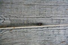Hölzerner Beschaffenheits-Hintergrund, hölzernes Brett-Körner, alter Boden-gestreifte Planken Lizenzfreies Stockfoto
