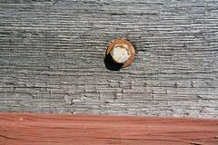 Hölzerner Beschaffenheits-Hintergrund, hölzernes Brett-Körner, alter Boden-gestreifte Planken Lizenzfreie Stockfotografie