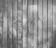 Hölzerner Beschaffenheitsschwarzweiss-hintergrund Stockbild