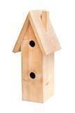 Hölzerner Birdhouse Lizenzfreie Stockbilder
