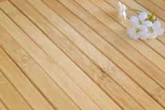 Hölzerner Bodenbelaghintergrund Stockbilder