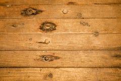 Hölzerner Fußboden stockfotografie