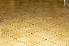 Hölzerner Fußboden Lizenzfreies Stockbild
