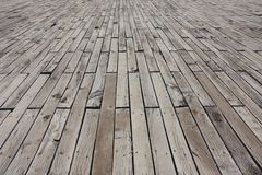 Hölzerner Fußboden Stockbilder
