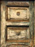 Hölzerner Hintergrund, alte Tür, Weinlese Stockfotografie