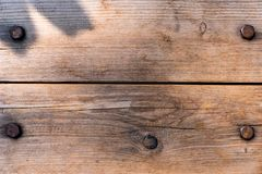 hölzerner Hintergrund der Draufsichtbeschaffenheitsnaturrost-Weinlese stockfotografie