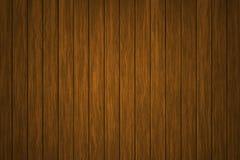 Hölzerner Hintergrund der Illustration, die Oberfläche der alten braunen hölzernen Beschaffenheit, Draufsichtholztäfelung lizenzfreie stockfotos