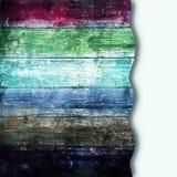 Hölzerner Hintergrund der Regenbogen für viele Anwendungen stockfotos