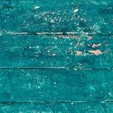 Hölzerner Hintergrund des rustikalen Strandes - hölzerner Text der Weinlese blaue Farb Stockfotos