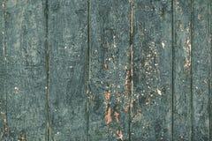 Hölzerner Hintergrund des rustikalen Strandes - hölzerner Text der Weinlese blaue Farb Stockbilder