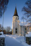 Hölzerner Kirchturm 2 Lizenzfreie Stockfotos
