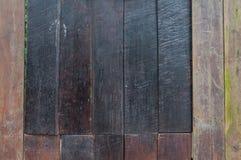 Hölzerner materieller Hintergrund für alte Weinlesetapete Stockfotos