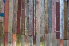 Hölzerner materieller Hintergrund für alte Weinlesetapete Stockfoto