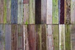 Hölzerner materieller Hintergrund für alte Weinlesetapete Stockbilder