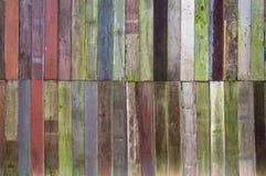 Hölzerner materieller Hintergrund für alte Weinlesetapete Lizenzfreie Stockbilder