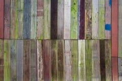 Hölzerner materieller Hintergrund für alte Weinlesetapete Lizenzfreie Stockfotos