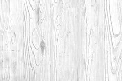 Hölzerner Musterhintergrund der weißen Betonmauer Lizenzfreie Stockbilder