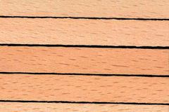 Hölzerner placemat Beschaffenheitshintergrund, Abschluss oben Stockbild