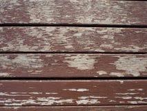 Hölzerner Plankebraun-Beschaffenheitshintergrund Lizenzfreie Stockfotografie