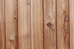 Hölzerner Plankehintergrund Stockfoto
