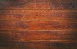 Hölzerner Plankenboden Stockfotografie