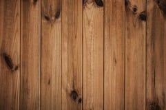 Hölzerner Plankenbraun-Beschaffenheitshintergrund lizenzfreie stockbilder