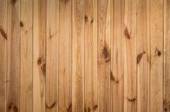 Hölzerner Plankenbraun-Beschaffenheitshintergrund Lizenzfreies Stockfoto