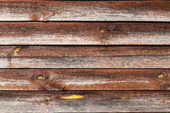 Hölzerner Plankenhintergrund Lizenzfreies Stockbild