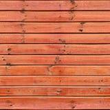 Hölzerner Plankenwandhintergrund Lizenzfreies Stockbild