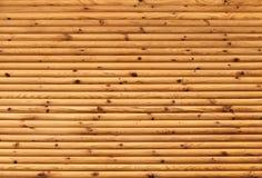 Hölzerner Plankenwandhintergrund Lizenzfreie Stockfotos
