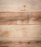 Hölzerner Plankenwandhintergrund Stockfoto