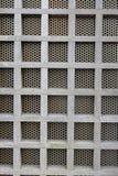 Hölzerner quadratischer Gitterhintergrund Lizenzfreie Stockbilder