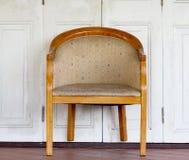 Hölzerner Stuhl Stockbilder