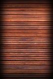 Hölzerner Wandhintergrund Stockbilder