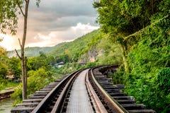 Hölzerner Zweiter Weltkrieg der Eisenbahn Geschichtsberühmt Stockbild